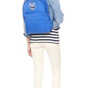 bf0046610a Kenzo Bags | Blue Tiger Backpack | Poshmark